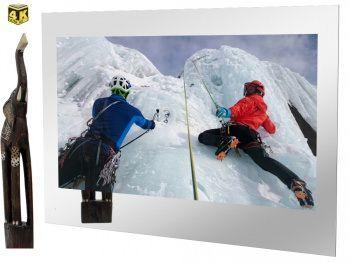 "Ultra HD (4K) LED телевизор в зеркале AVS435SM (Magic Mirror) 43"""