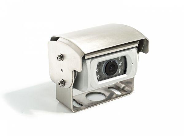 AHD камера заднего вида для грузового автотранспорта AVS656CPR с автоматической шторкой и автоподогревом