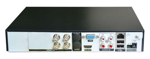 Тригибридный видеорегистратор AVT AHD 3104