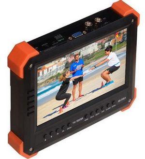 Видеотестер AHD камер AVT TEST-41ATC