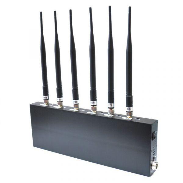Подавитель связи Аллигатор 40 ЕГЭ GSM, 3G, 4G, WiFi, Bluetooth