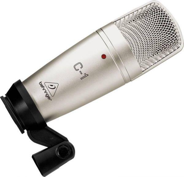 Студийный конденсаторный микрофон Behringer C-1