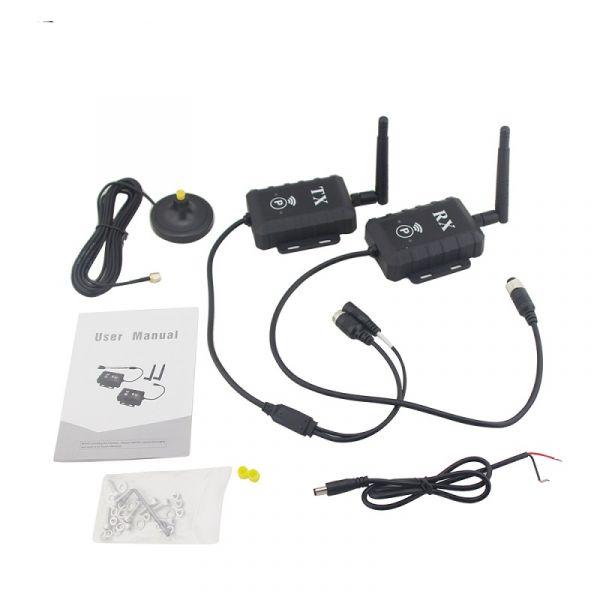 Беспроводной приёмник передатчик видеосигнала 100HD