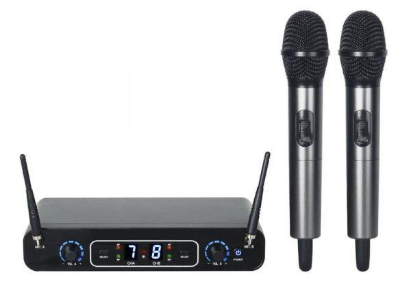 Радиосистема вокальная B&G ACE-288