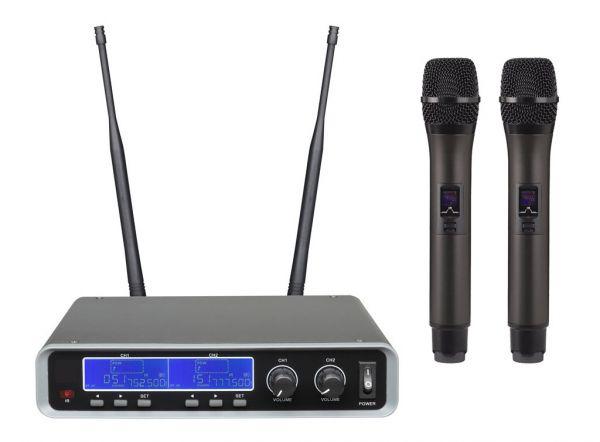 Радиосистема вокальная B&G IU-208 (пара)