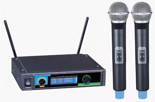 Радиосистема вокальная B&G IU-258 (пара)