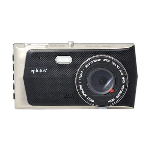 Автомобильный видеорегистратор Eplutus EP-939 двухкамерный