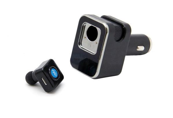 Автомобильное зарядное устройство с Bluetooth гарнитурой Eplutus CB-103