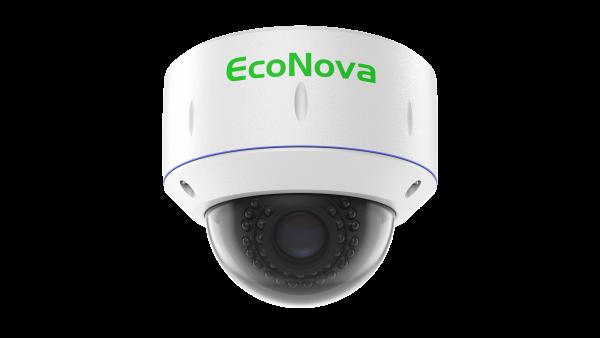 Купольная IP-камера EcoNova 0478 2Mp 2.8-12 мм