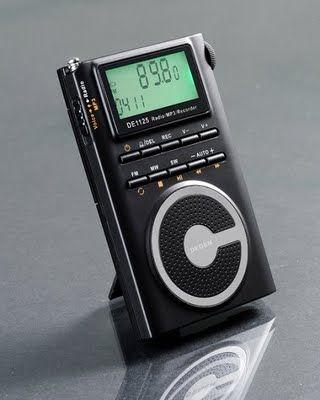 Радиоприемник Degen de-1125