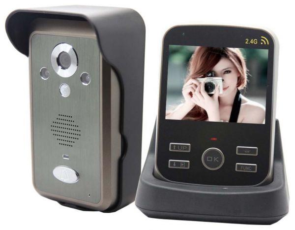 Беспроводной видеодомофон Digital TL-A351A