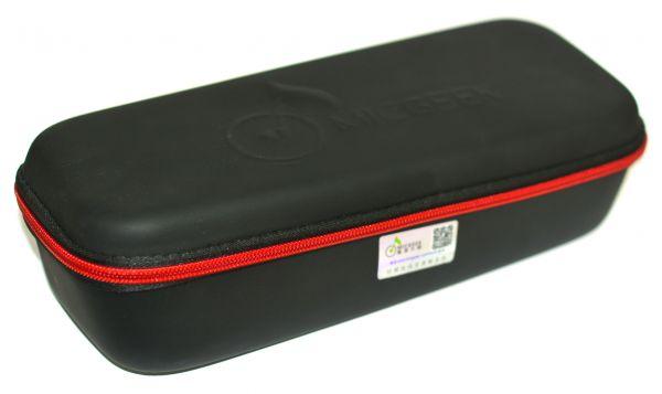 Микрофон-караоке Q9 Black с Bluetooth, USB и встроенным динамиком