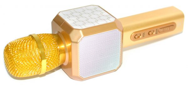 Bluetooth микрофон-караоке со встроенными динамиками Su Yosd YS-80