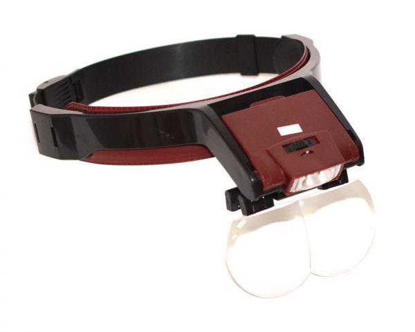 Бинокулярные очки Loop Headband Magnifier MG81001-B