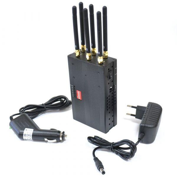 Глушилка Cкорпион 6XL 4G LTE