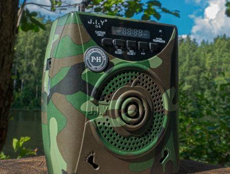 Электронный манок для охоты HunterSound HS-5