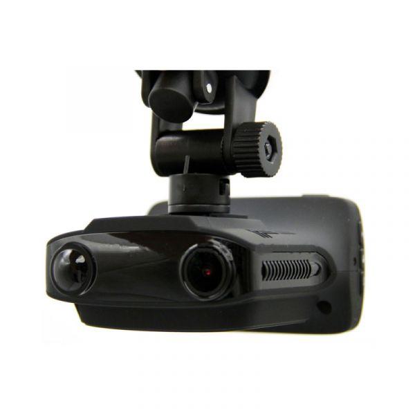 Видеорегистратор Eplutus GR-92Р Slim Signature с антирадаром и GPS