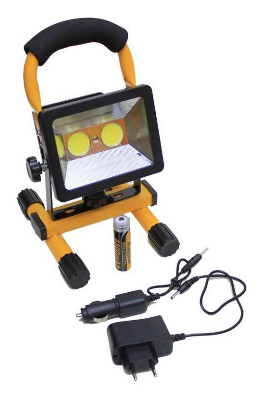 Портативный прожектор CREE HL-902