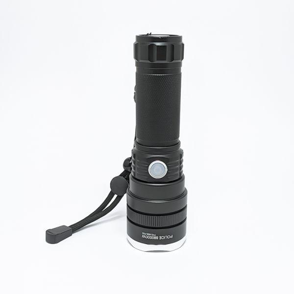Фонарь ручной АКБ YYC-P-858-P50