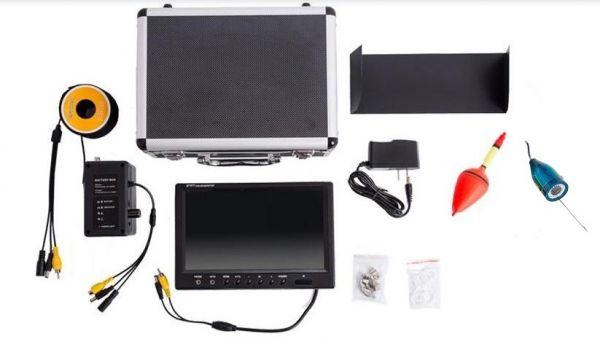 """Камера для рыбалки и подводного наблюдения FishFinder miniDR 9"""""""