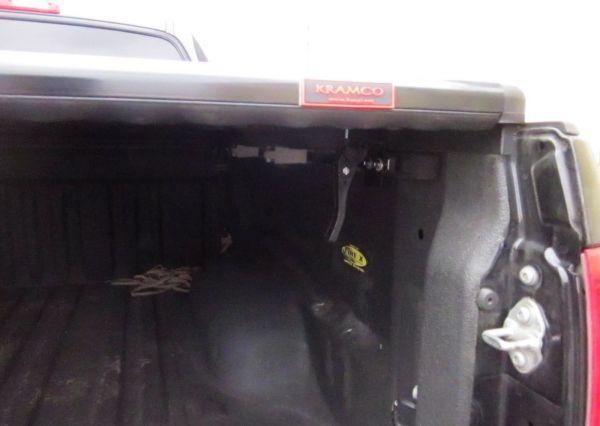 Жесткая трехсекционная крышка KRAMCO Toyota Tundra II 6.5