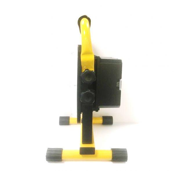 Фонарь-прожектор светодиодный аккумуляторный HD-800 (W860A) 144 COB с Power Bank
