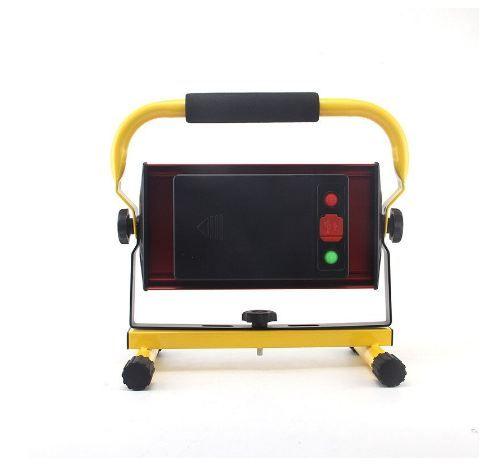 Фонарь-прожектор светодиодный аккумуляторный YYC WJ001-2 COB с Power Bank