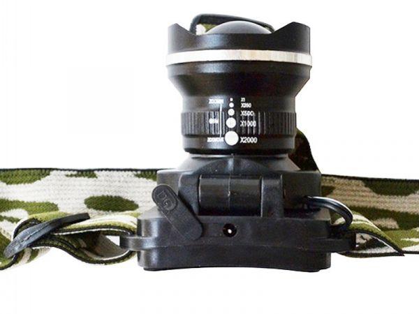Налобный фонарик Bailong BL-6807