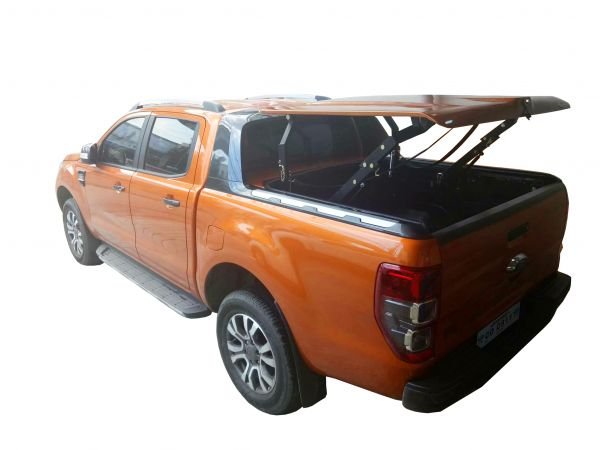 Подъемная крышка Kramco TopUp с дугами Toyota Tundra II 5.5 (в грунте)