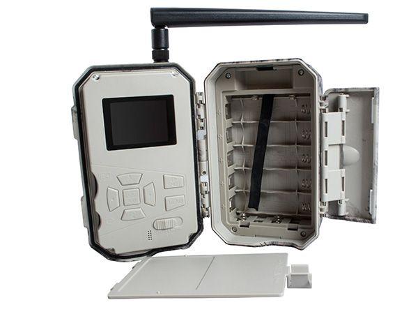 Фотоловушка Bolyguard BG668-E36WG 4К LTE 4G MMS/GPRS