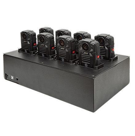 Станция зарядки для носимых видеорегистраторов BODY-CAM DS-3-1