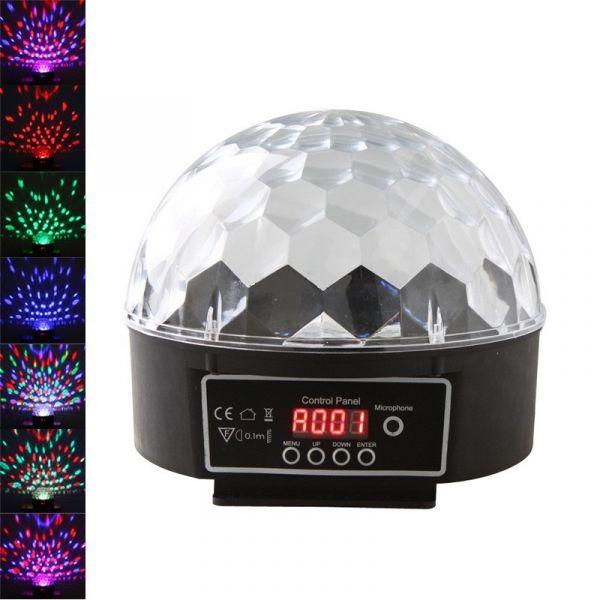 Светодиодный диско шар LED Magic Ball Light AB-0005