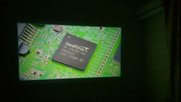 Проектор ProjectPro RD-805 Wi-Fi на Android