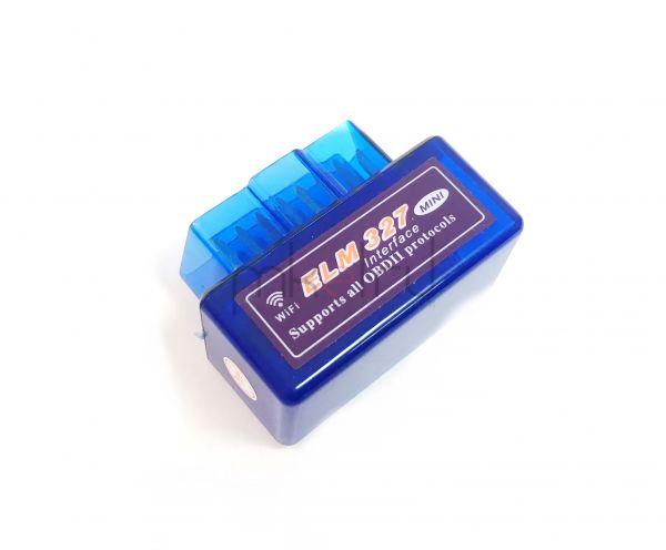 Адаптер (переходник) ELM327 OBD2 WIFI Автосканер