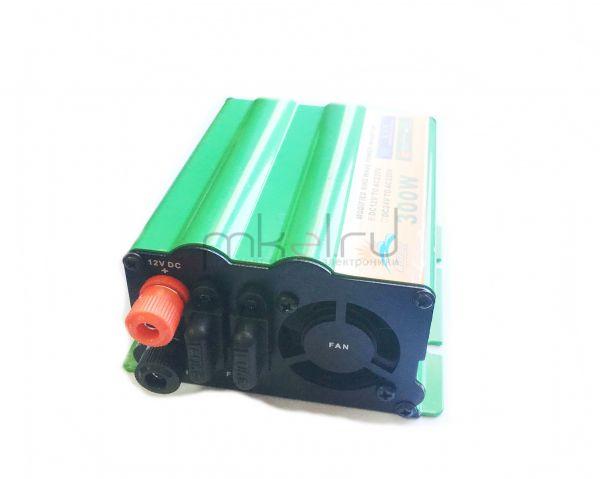 Преобразователь напряжения 300W с 12V на 220V Солнце