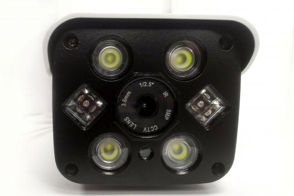 Уличная IP камера XPX EA-713SS с динамиком и микрофоном
