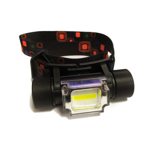 Налобный фонарик HT-778
