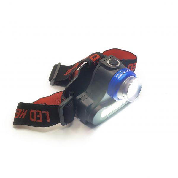 Налобный фонарик POLICE YYC-T1608 T6 с направленным лучом