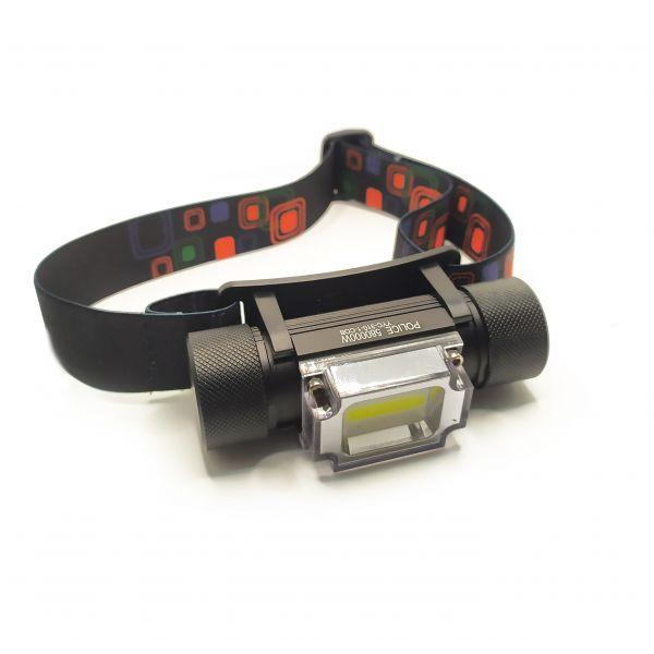 Налобный фонарик YYC-310-1-COB