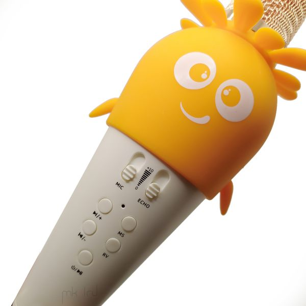 Микрофон-караоке K5 Bluetooth