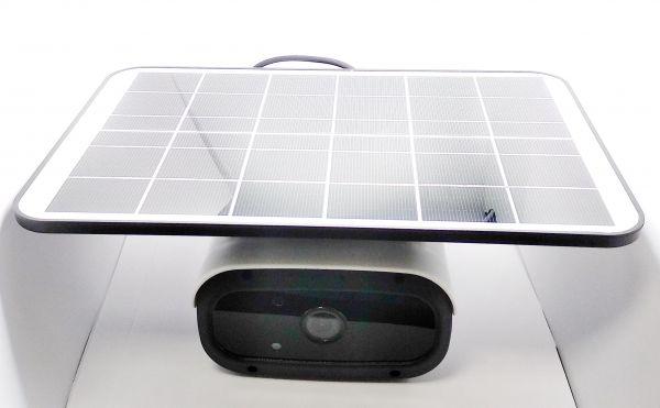Уличная iP камера Solar Camera C5-4G LTE Wi-Fi на АКБ c солнечной панелью