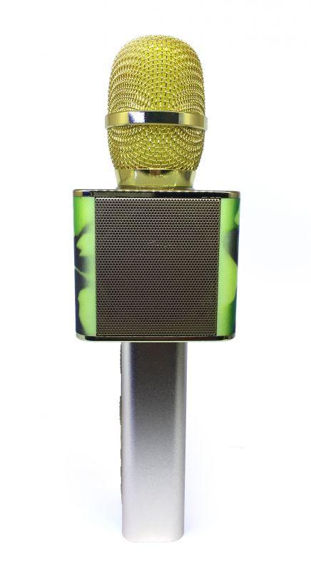 Bluetooth микрофон-караоке со встроенными динамиками YS-10