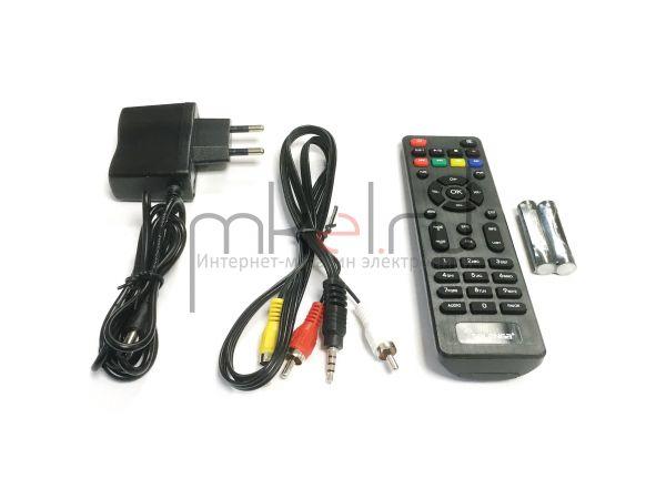 Цифровая приставка DVB-T2 Selenga T81D DVB-T2/C Wi-Fi