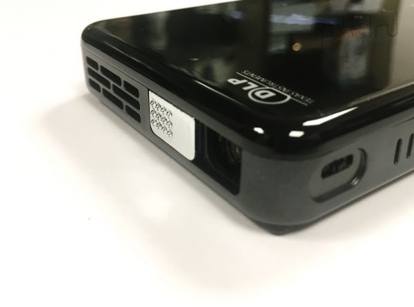 Мини проектор DLP X2 (Android / Wifi / Bluetooth / АКБ / HDMI / USB / TF)