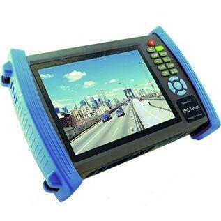 Тестовый монитор для проверки IP камер IPTEST 8600CTA