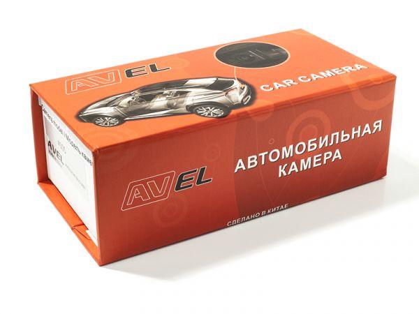 Камера заднего вида AVIS AVS112CPR 023 Hyundai / Kia