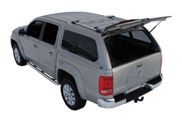 Кунг ALPHA GSE Volkswagen Amarok (2010) в грунте