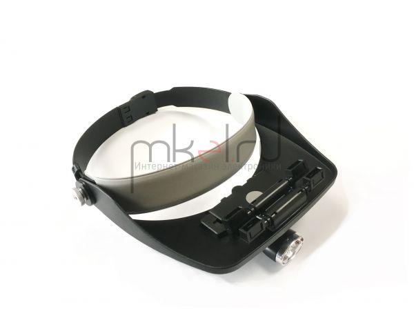 Бинокулярные очки Light Head Magnifying Glass MG81001-A