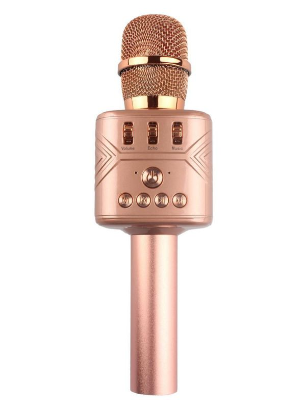 Микрофон-караоке Bluetooth со встроенными динамиками KTV MD-03