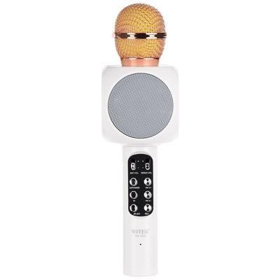 Микрофон-караоке Bluetooth со встроенными динамиками WSTER WS-1816-2